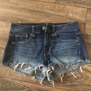 American Eagle Outfitters jean short